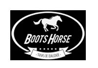 Logo Boots Horse